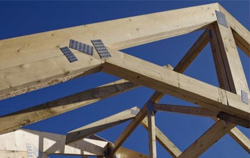 Lettan roof trusses for new builds and additions